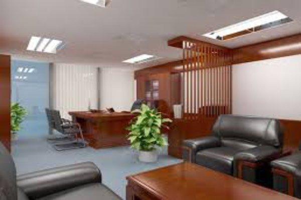 Cách thiết kế nội thất văn phòng giám đốc sang trọng