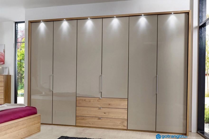 Có nên mua tủ quần áo bằng gỗ công nghiệp?