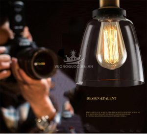 Săn đón những mẫu đèn thả trần giá rẻ dưới 1 triệu tốt nhất hiện nay