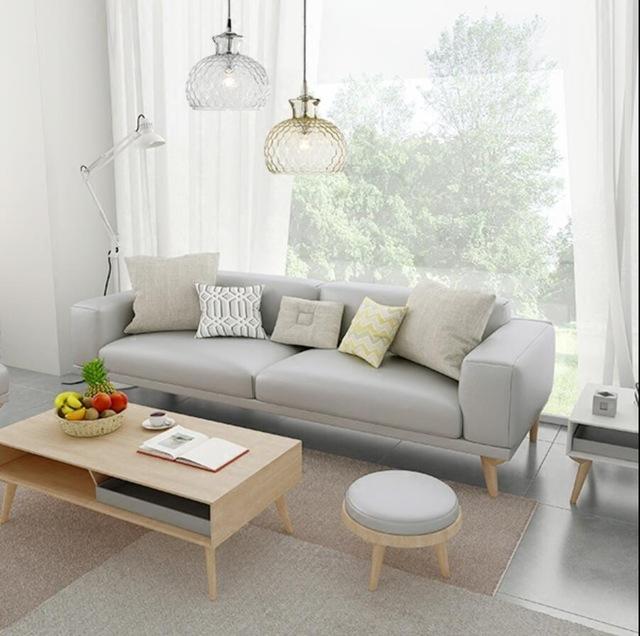 Mẫu mã sofa phòng khách chung cư