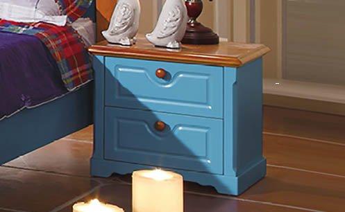 Tab đầu giường gỗ công nghiệp - đa dang về phong cách thiết kế