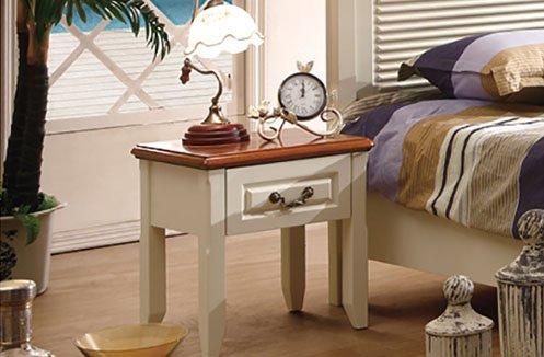 Tab đầu giường gỗ công nghiệp thiết kế 1 ngăn kéo