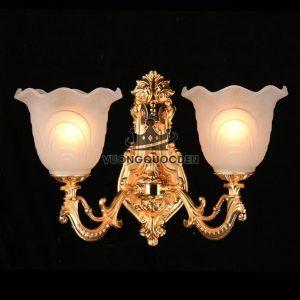 Thế nào là đèn gắn tường phòng khách Châu Âu cao cấp?