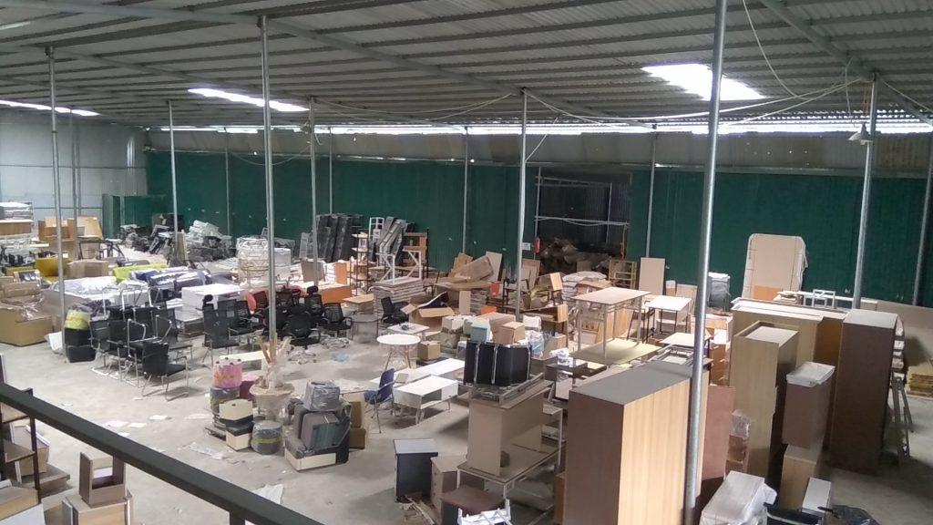 Chọn mua nội thất tại các kho nội thất giá rẻ như của Lương Sơn