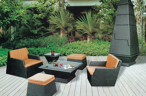 TOP 7: Bộ bàn ghế ngoài trời thiết kế sang trọng ZXFA110