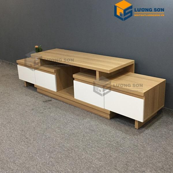 Kệ tivi gỗ công nghiệp nội thất Lương Sơn giá rẻ sản phẩm đa dạng