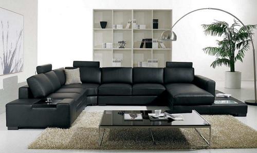 Ghế sofa da thật là gì?