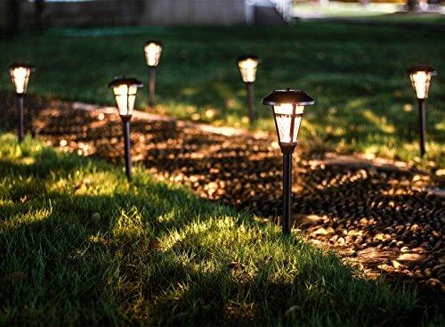 Đèn trang trí sân vườn cao cấp – khả năng chiếu sáng tốt