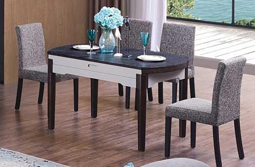 Vì sao mẫu bàn ăn 4 ghế giá rẻ được ưa chuộng tại TP.HCM?