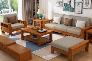 Nội thất Lương Sơn địa chỉ mua ghế sofa gỗ đặt theo yêu cầu chất lượng nhất